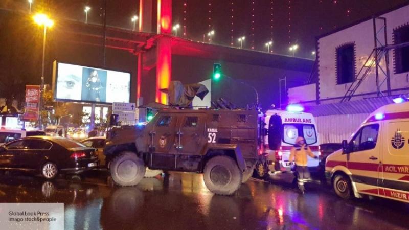 Власти Турции установили местопребывание напавшего наночной клуб вСтамбуле