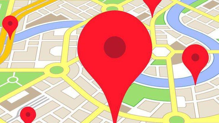 ВGoogle Maps появился список любимых мест