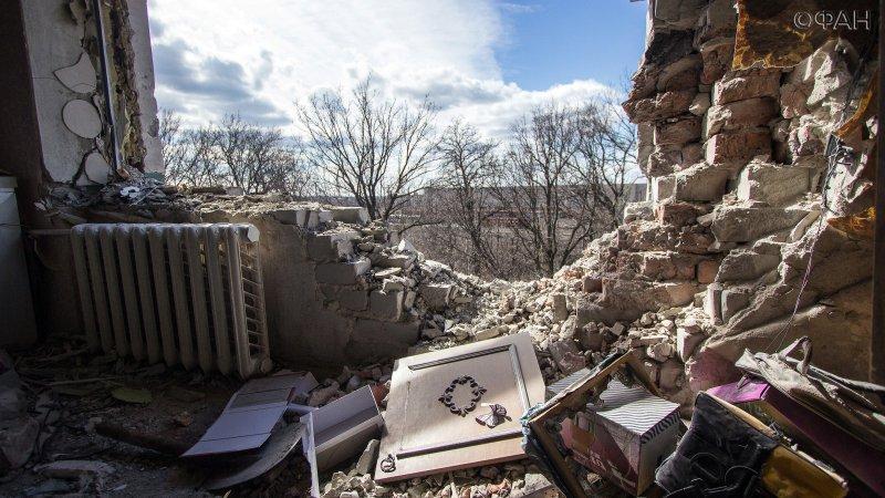 ВСУ 46 раз нарушили режим предотвращения огня, обстреляв 20 населенных пунктов ДНР