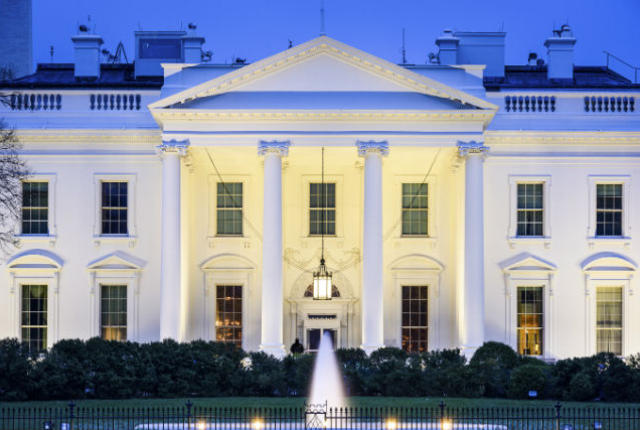 Although it's endured a fire, structural damage, and major renovations, the White House has—more or