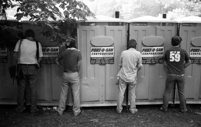 Anti-Nuke rally, Central Park, 1982