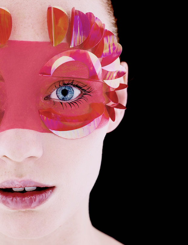 Synaesthesia by Rankin for Hunger Magazine