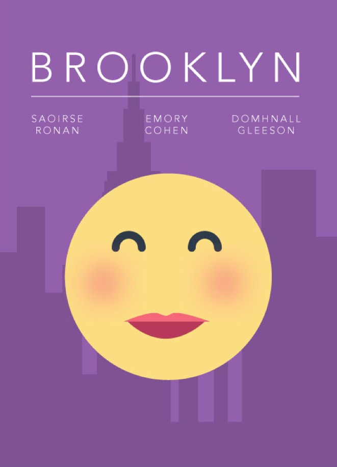 Oscars Funny and Creative Emojis Posters