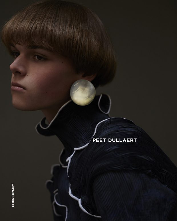 Peet Dullaert SS17 campaign by Robbert Jacobs
