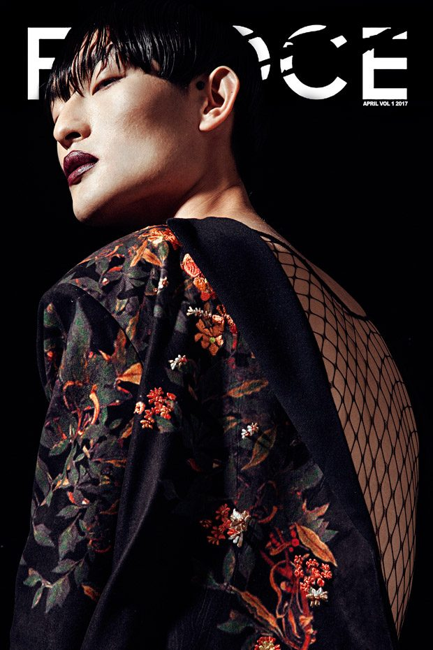 Li Qui Kai, Kim Dong Geon & Viet Dzung Pose for Feroce Magazine (7 pics)