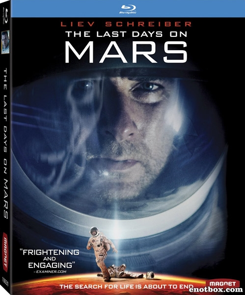 Последние дни на Марсе / The Last Days on Mars (2013/BDRip/HDRip)