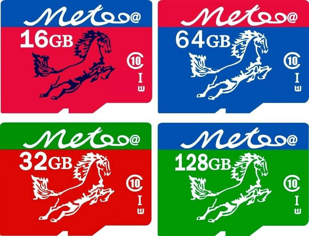 Карта micro sd Metoo