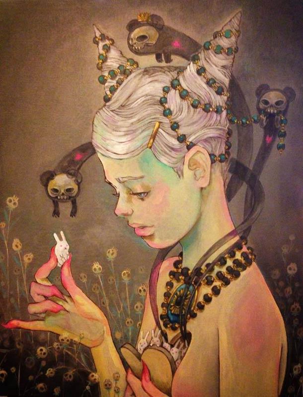 Shooting Stars - 28 illustrations de Chiara Bautista