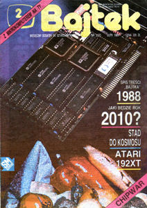 Журнал: Bajtek (на польском) - Страница 2 0_12c327_120dc2bd_orig