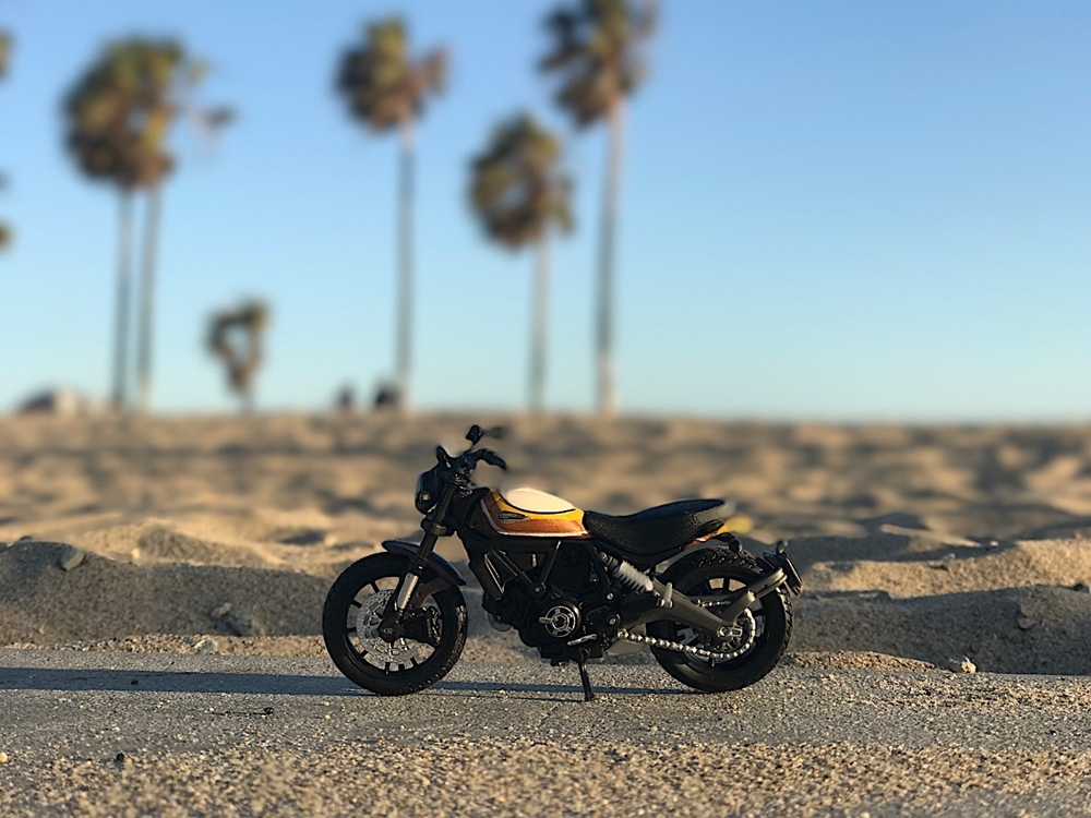 Две новые версии Ducati Scrambler Mach 2.0 и Full Throttle