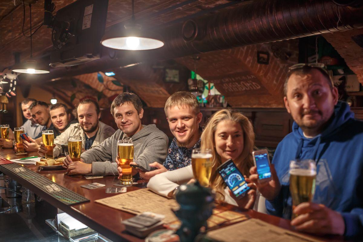 Megafon Pub Crawl фото 6