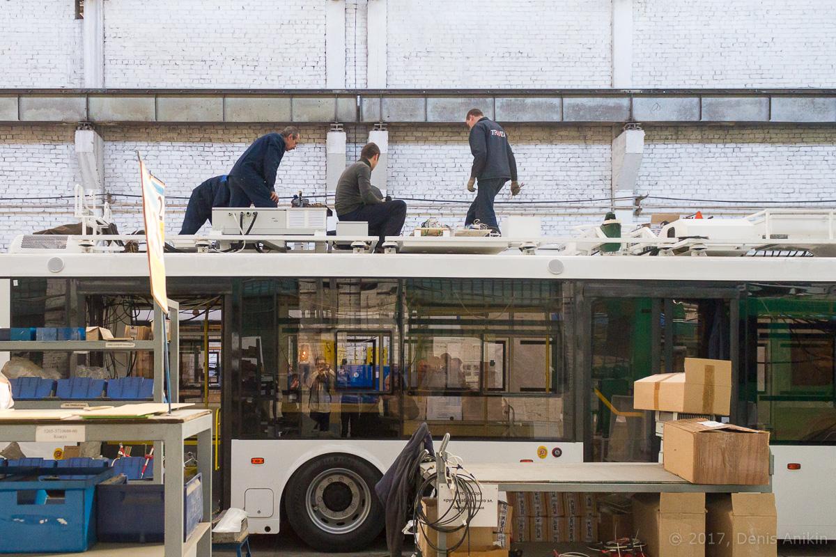 троллейбусный завод trolza фото 19