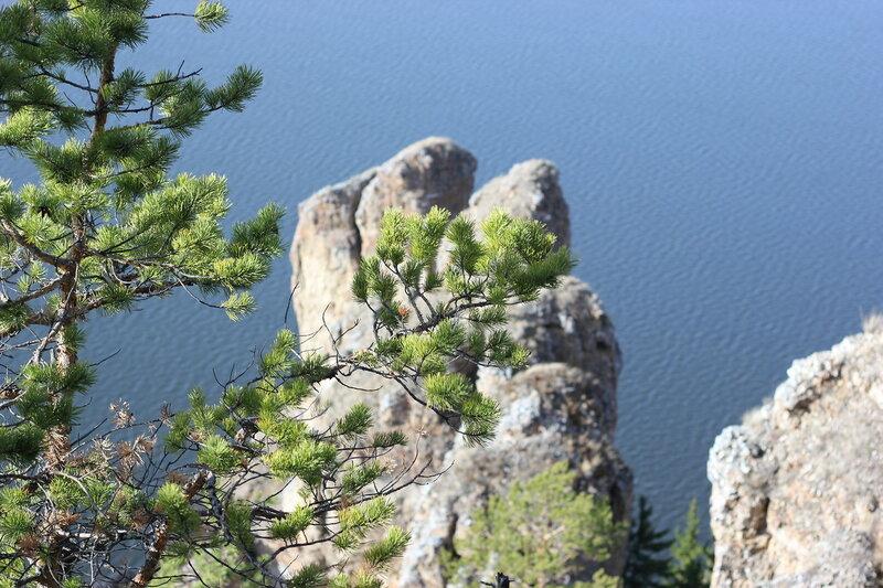 Якутия далекая. Вверх по Лене от Якутска.