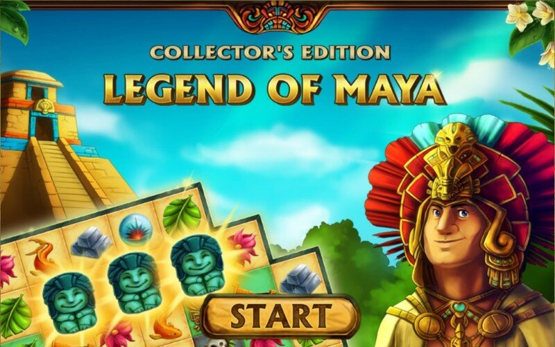 Legend of Maya CE