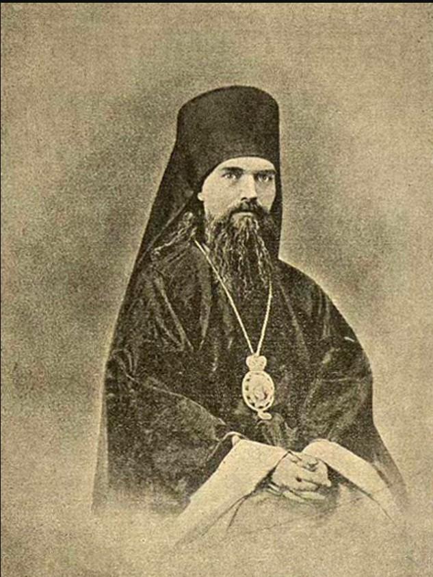 Преосвященный Епископ Феофан (Говоров), основатель Владимирского епархиального женского училища