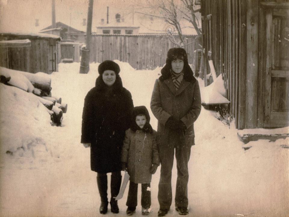 1976. Ул. Дегтярная, д. 6