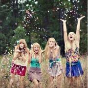 девушки веселятся