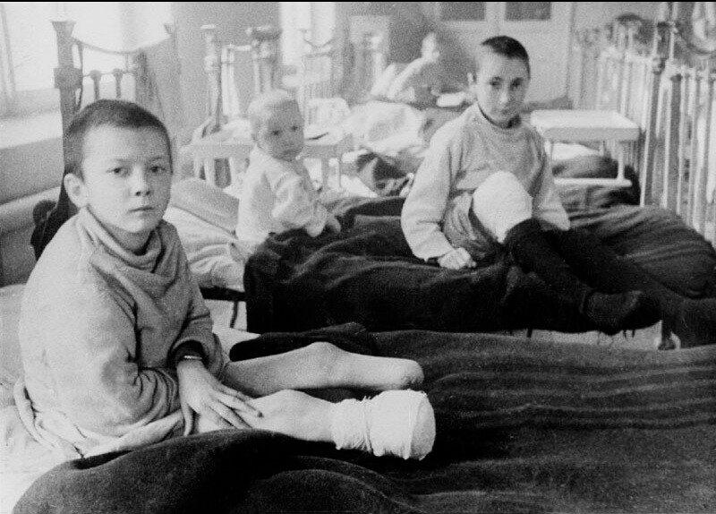 «Правда», 25 декабря 1943 года, блокада Ленинграда