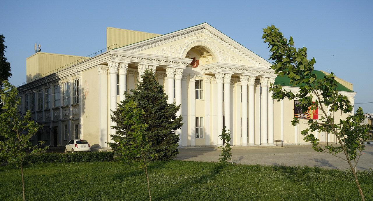 Дворец Культуры, Трудобеликовский