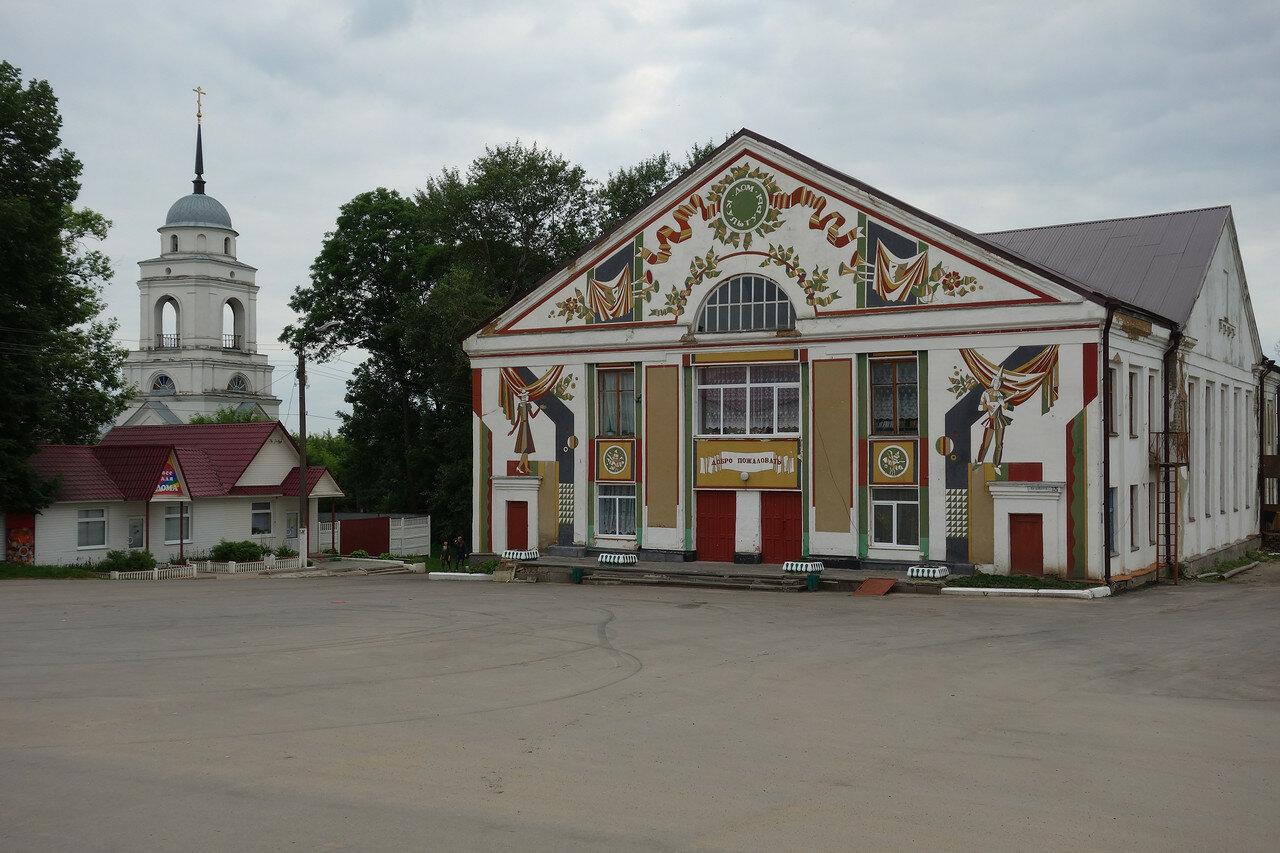 храм и ЦДК