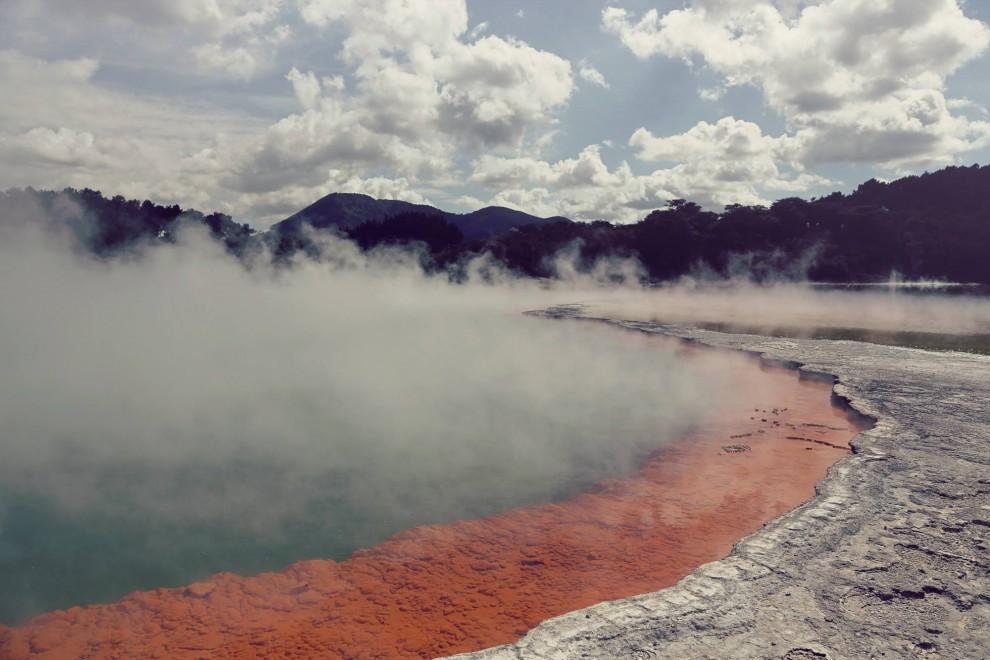 Красота Новой Зеландии