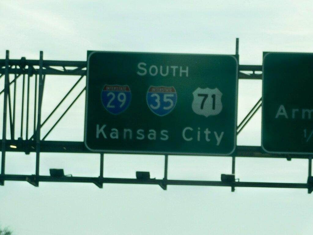 День второй.Канзас-сити.