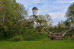 Храм в Савватьево