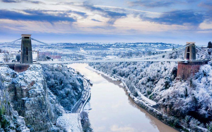Зимние пейзажи Обои рабочий стол