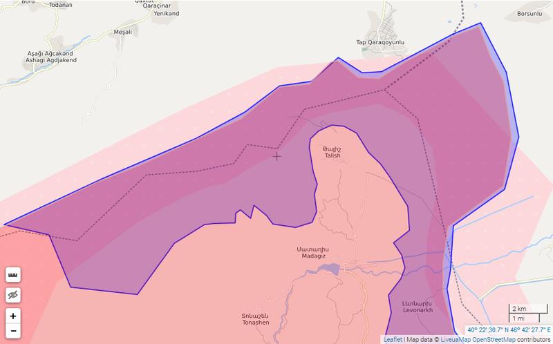 Нагорный Карабах, территориальные  изменения, 04-2016, 2.png