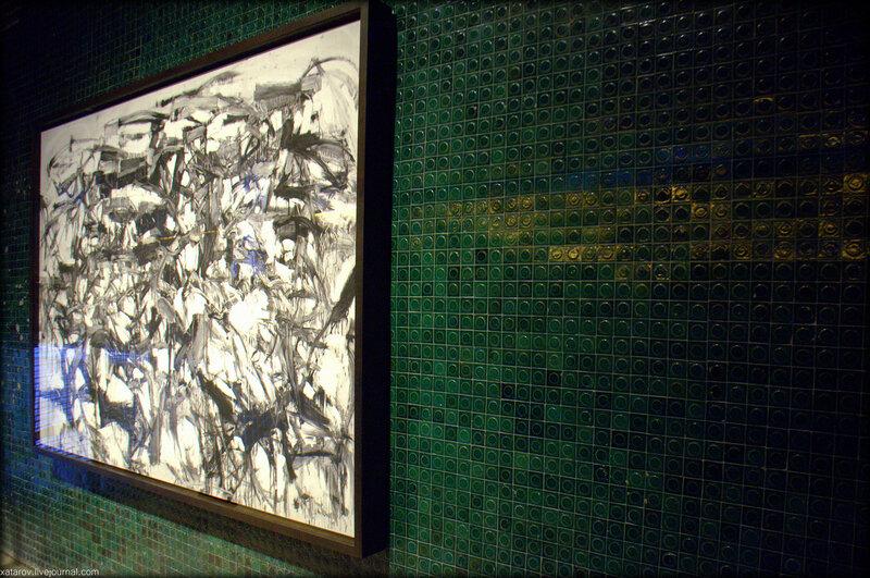 Выставка «Свидетельства» Франсиско Гойя, Сергей Эйзенштейн, Роберт Лонго (Центр современного искусства Гараж)