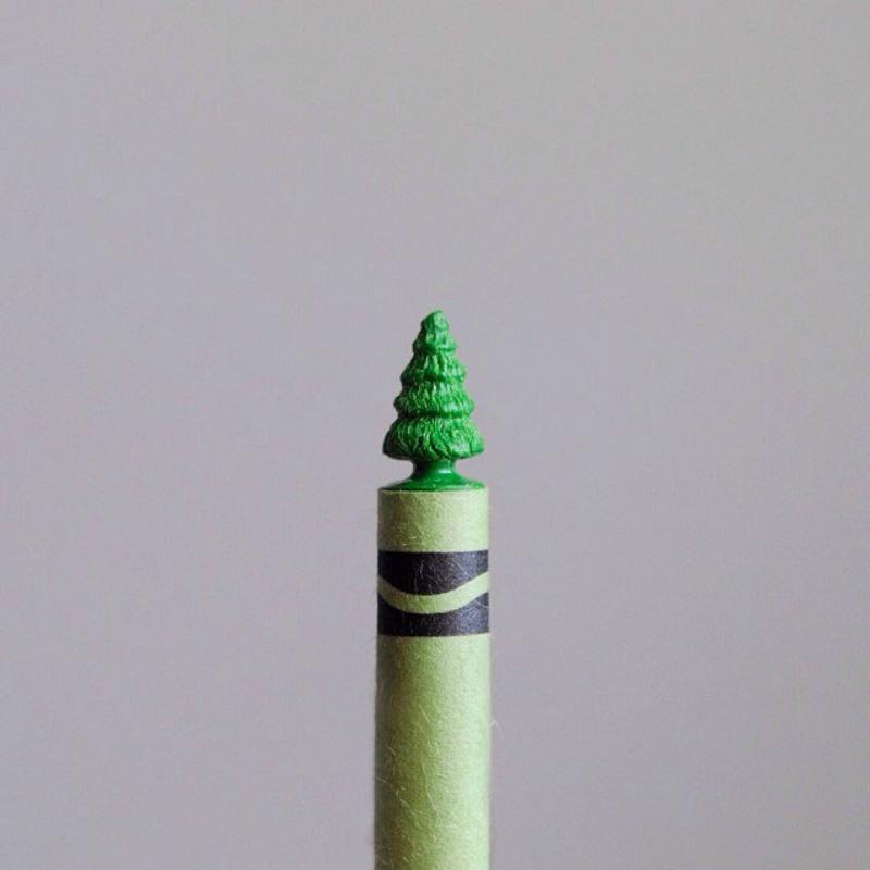 Креативные фотографии с обычными предметами
