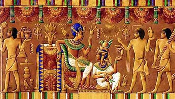 Бычий жир икровь летучих мышей, либо Как лечились вДревнем Египте