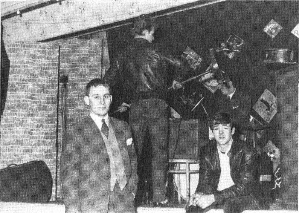 В декабре 1961 года Сэм Лич организовал для своих друзей-музыкантов из Ливерпуля выступление в Олдер