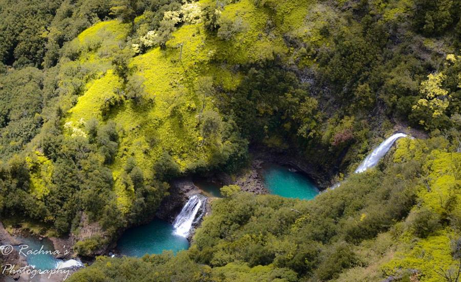 15. Ступенчатый водопад. Автор фото: Рашна Нагарадйан