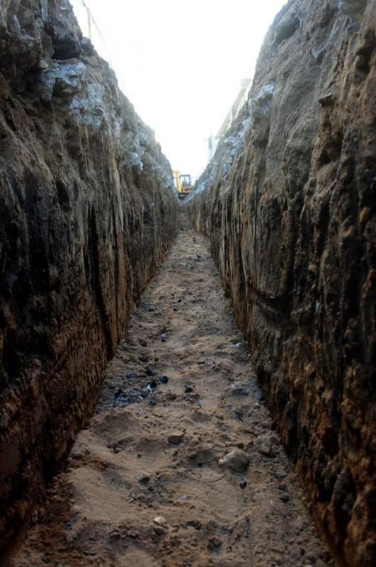 Многокилометровые вскрытия древней Москвы, сделанные этим летом, помогают отследить месторождения чу