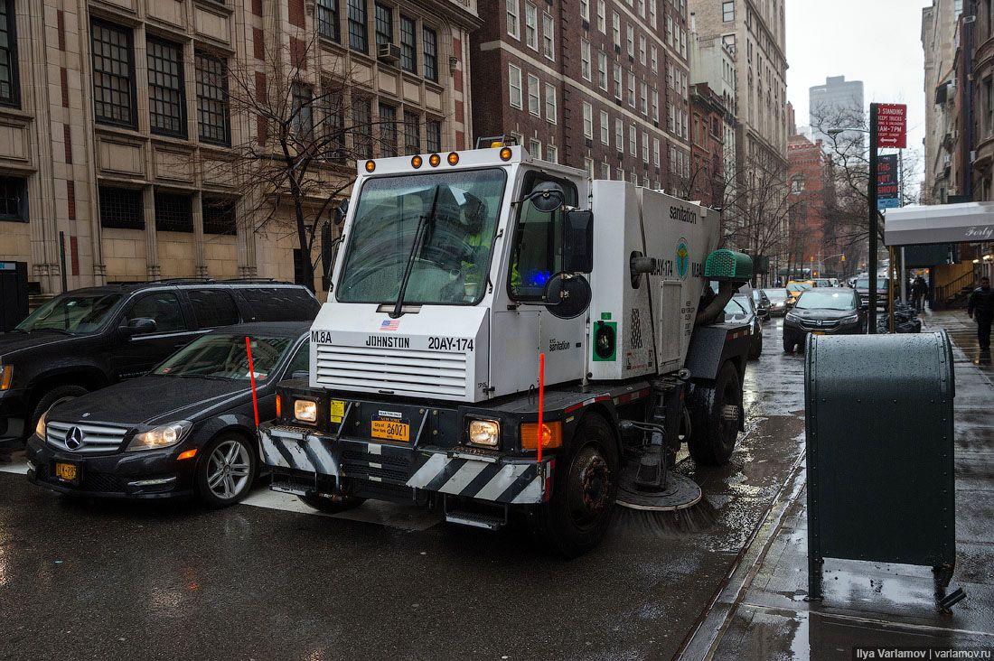И конечно, знаменитые американские грузовики в хроме