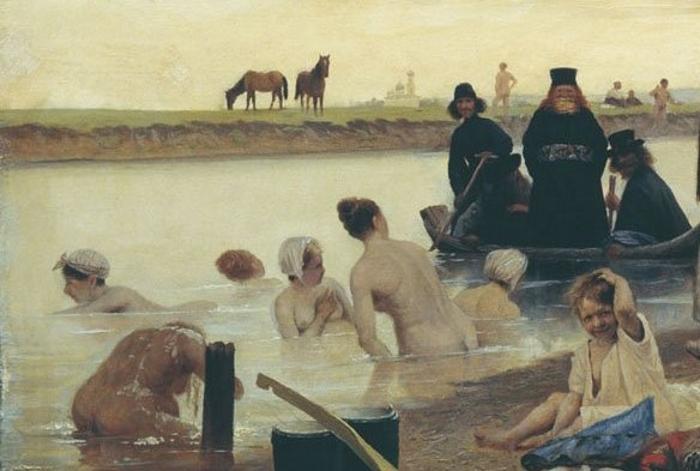 Широкому кругу любителей искусства фамилия воронежского художника Соловьева окажется малознакомой. Д