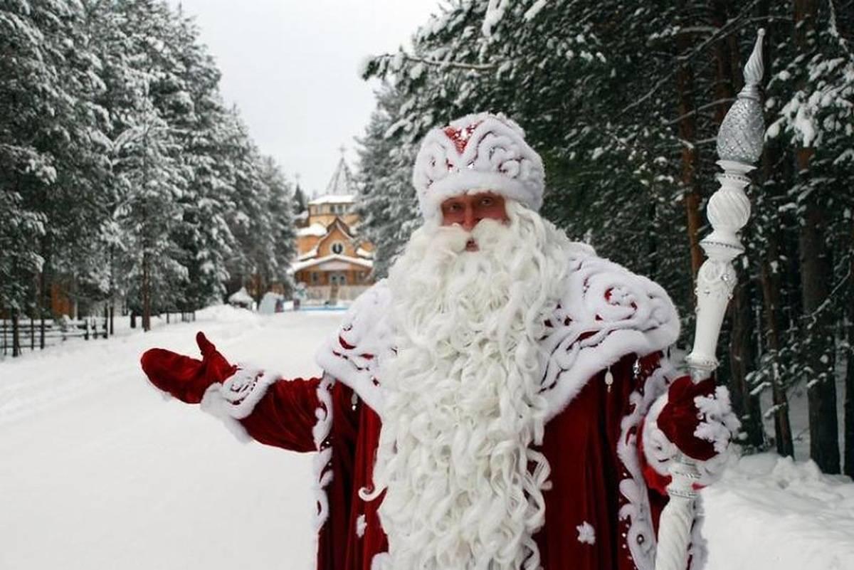 Где живет Дед Мороз? (1 фото)