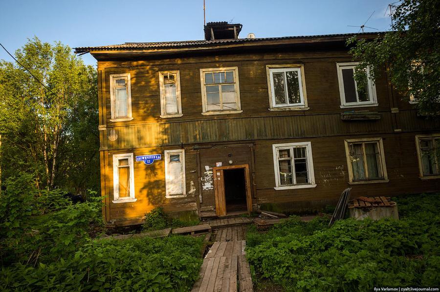 33. И ещё один дом…