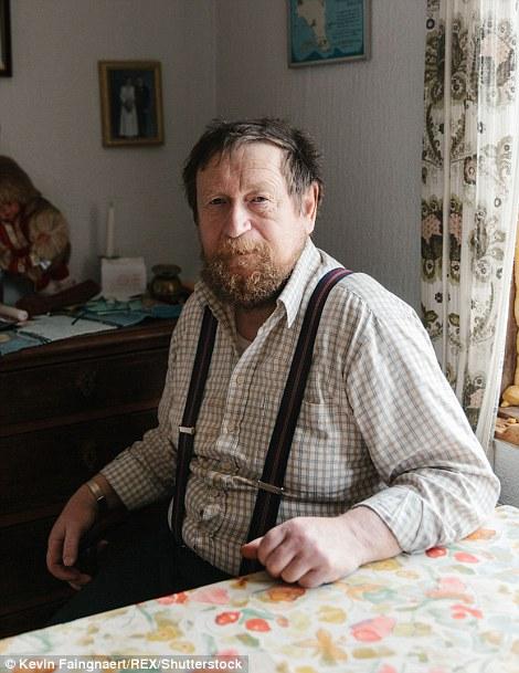 Житель деревни SvInoy, в которой проживает 22 человека.