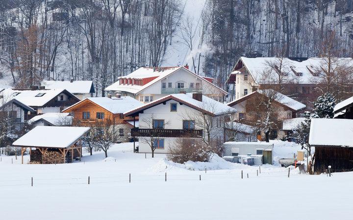 Курорт, расположенный в земле Бавария, на высоте 620 метров над уровнем моря. Трассы Ашау-им-Ким