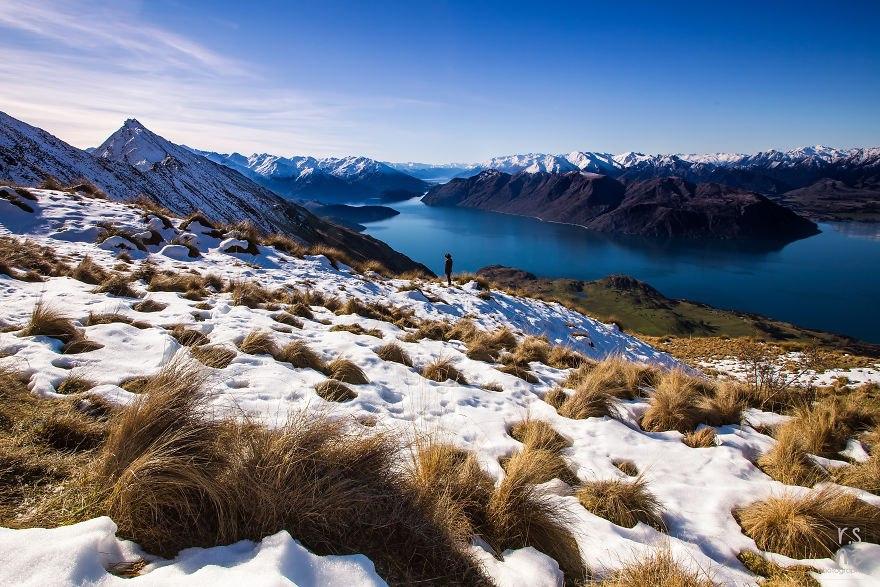 Умиротворяющая красота южной оконечности Новой Зеландии в объективе сёрфера и фотографа Rach Stewart