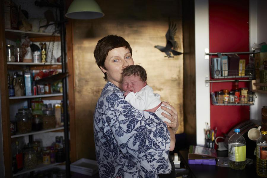 Вся красота материнства в простых фотографиях