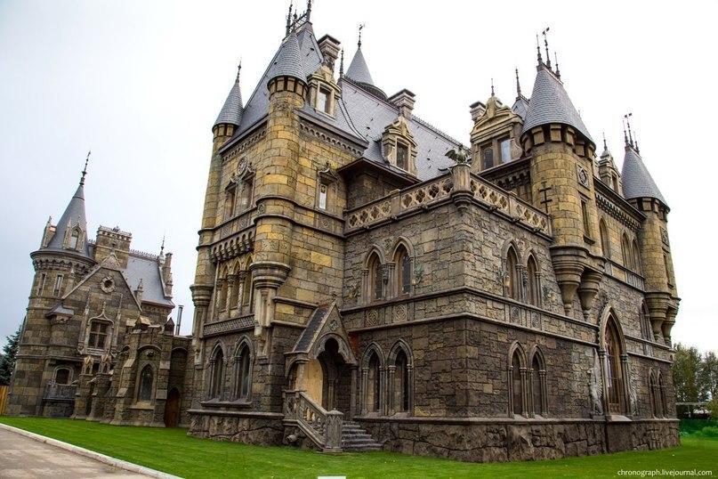 """Замок """"Гарибальди"""" — единственный в России готический замок-отель и одна из самых красивых достопримечательностей Самарской области"""