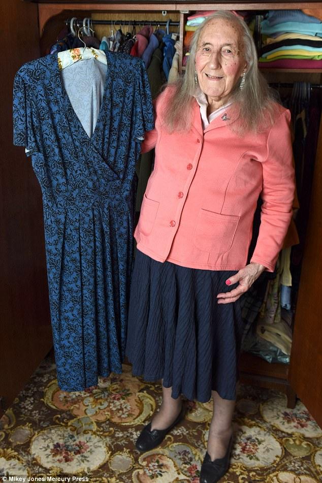 Питер с женой прожили в браке 63 года, шесть лет назад она умерла. До недавнего времени она была еди