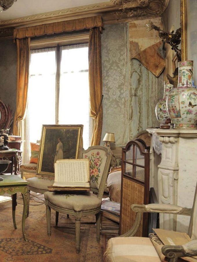 В Париже нашли квартиру, нетронутую более 70 лет