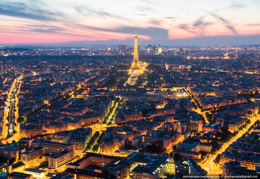 На Париж у нас было много планов, именно в Париже мы провели больше всего времени за наше путеш