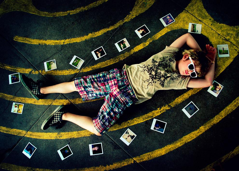12. Торжественное празднование 50-летия Polaroid прошло в 1987 году без основателя компании Э.Л