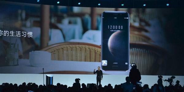 Huawei представила стильный смартфон Honor Magic сживой магией