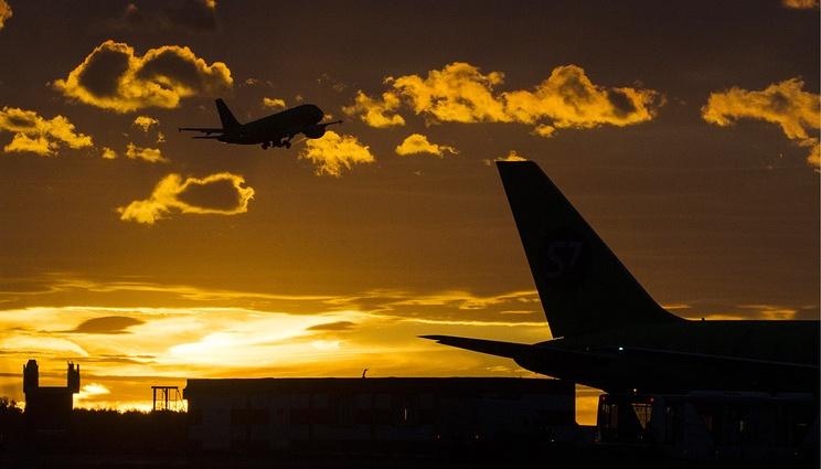 Только самолёт из РФ приземлился вКитайской народной республике внепогоду— «Аэрофлот» сумел